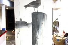 seagull-detail